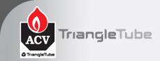 ACV Triangle Tube Logo