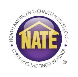 NATE Certified HVAC Team
