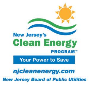 NJ Clean Energy Logo